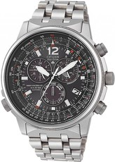 Citizen Eco-Drive Pilot Radiocontrolled AS4050-51E