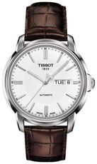 Tissot Automatics III T065.430.16.031.00 + poistenie ZADARMO na 365 dní + 365 dní na vrátenie hodinek