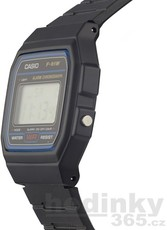 Casio Collection Vintage F-91W-1YER