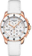Certina DS First Lady Chronograph C014.217.36.011.00