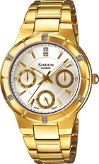 Casio Sheen SHE-3800GD-7AEF
