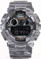 Casio G-Shock Original GD-120CM-8ER Camouflage Series