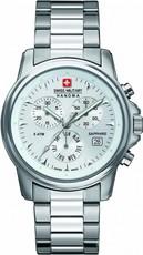 Swiss Military Hanowa 5232.04.001 Swiss Recruit Chrono Prime + poistenie ZADARMO na 365 dní + 365 dní na vrátenie hodinek
