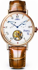 Prim Tourbillon Karel IV. Gold Rose