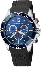 Wenger Sea Force Quartz Chronograph 01.0643.110