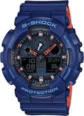 Casio G-Shock Original GA-100L-2AER Layered Band Military Color Special Edition