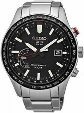 Seiko Sportura GPS Solar World Time SSF003J1
