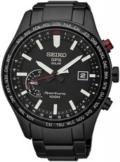 Seiko Sportura GPS Solar World Time SSF005J1