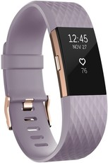 Fitbit Charge 2 Lavender Rose Gold - Large FB407RGLVL-EU