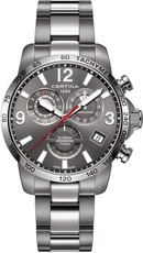 Certina DS Podium Quartz Precidrive GMT Chronometer C034.654.44.087.00
