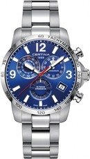 Certina DS Podium Quartz Precidrive GMT Chronometer C034.654.11.047.00