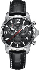 Certina DS Podium Quartz Precidrive GMT Chronometer C034.654.16.057.00