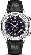 Doxa Premium Blue Planet Automatic GMT D181SBU 125th Anniversary Limited Edition 500pcs