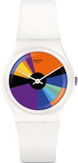 Swatch Color Calendar GW709