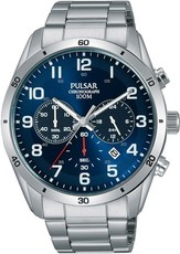 Pulsar Regular Quartz Chronograph PT3829X1