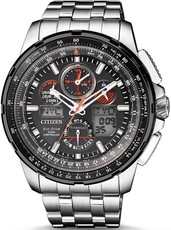 Citizen Promaster Pilot Global Radiocontrolled JY8069-88E