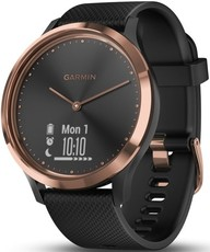 Garmin Vívomove Optic Sport Rose Gold Black (velikost S/M)