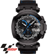 Tissot T-Race Moto GP Tom Lüthi 2018 T115.417.37.061.02 Limited Edition 2018pcs