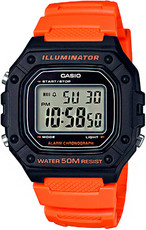Casio Collection W-218H-4B2VEF