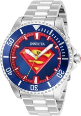 Invicta DC Comics Automatic 26896 Superman Men Limited Edition 4000pcs