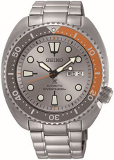 "Seiko Prospex Sea SRPD01K1 - Limited Edition Dawn Grey Series 2018 ks ""Turtle"""