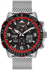 Citizen Promaster Skyhawk Eco-Drive Pilot JY8079-76E Red Arrows Limited Edition 9999pcs