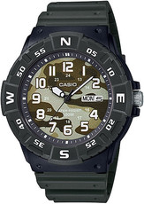 Casio Collection MRW-220HCM-3BVEF Camouflage Series