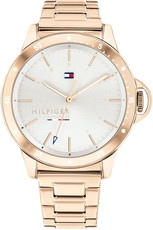 Dámske zlaté hodinky Tommy Hilfiger. Novinka Február. Tommy Hilfiger 1782024 783b33146d0