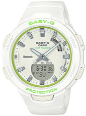 Casio Baby-G G-Squad BSA-B100SC-7AER Spring Color Series