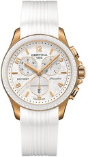 Certina DS First Lady Ceramic Chronograph C030.217.37.037.00