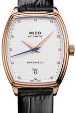 7e5efc52b5ef Mido Baroncelli Tonneau Lady Automatic M041.307.36.016.00. Dámske luxusné  hodinky ...