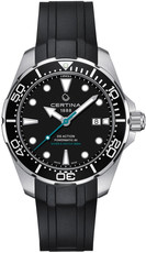 Certina DS Action Diver Automatic Powermatic 80 C032.407.17.051.60 Sea Turtle Conservancy Special Edition