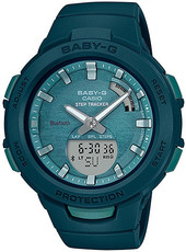 Casio Baby-G BSA-B100AC-3AER Activities in Natural Colors Series