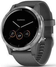 Garmin Vívoactive 4 Silver/Gray Band