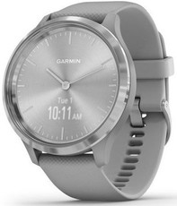 Garmin Vívomove 3 Sport, Silver/Gray Band