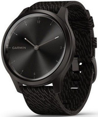 Garmin Vívomove 3 Style, Slate/BlackNylon Band