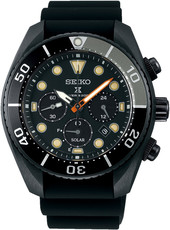 "Seiko Prospex Sea Solar Diver's SSC761J1 Black Series Limited Edition 3500pcs ""Sumo"""