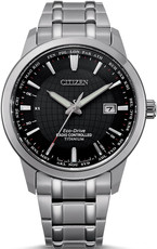 Citizen Elegant Eco-Drive Super Titanium Radio Controlled CB0190-84E