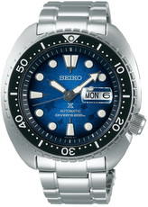"Seiko Prospex Sea Automatic Diver's SRPE39K1 Save the Ocean Special Edition ""Turtle"""