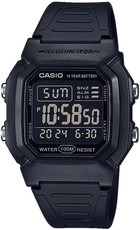 Casio Collection W-800H-1BVES