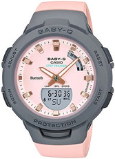 Casio Baby-G G-Squad BSA-B100MC-4AER Misty Colors Series