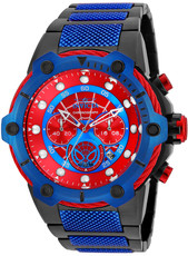 Invicta Marvel Spiderman Men Chronograf Quartz 25782