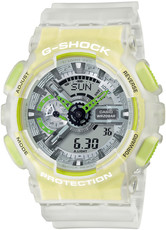 Casio G-Shock Original GA-110LS-7AER Color Skeleton Series