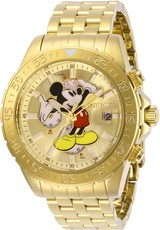 Invicta Disney Quartz Chronograph 27376 Mickey Mouse Limited Edition 3000pcs