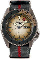 "Seiko 5 Sports Automatic SRPF71K1 Naruto & Boruto Limited Edition 6500pcs ""Gaara"""