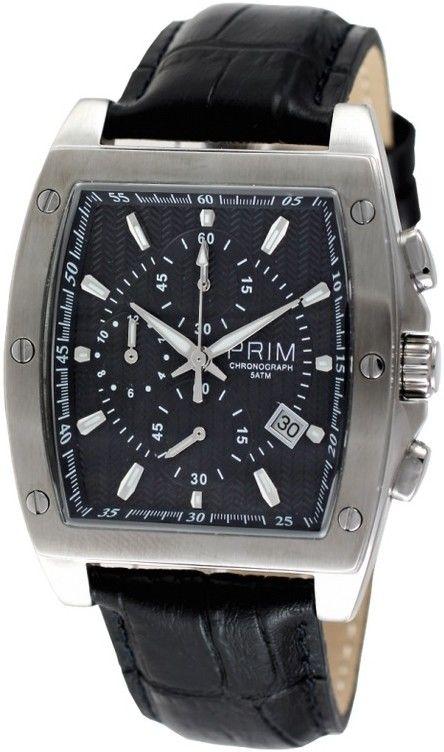8445e4f62 Pánske hodinky - kožený remienok, ocel puzdro, minerálne sklíčko. Všetky  technické parametre nájdete nižšie
