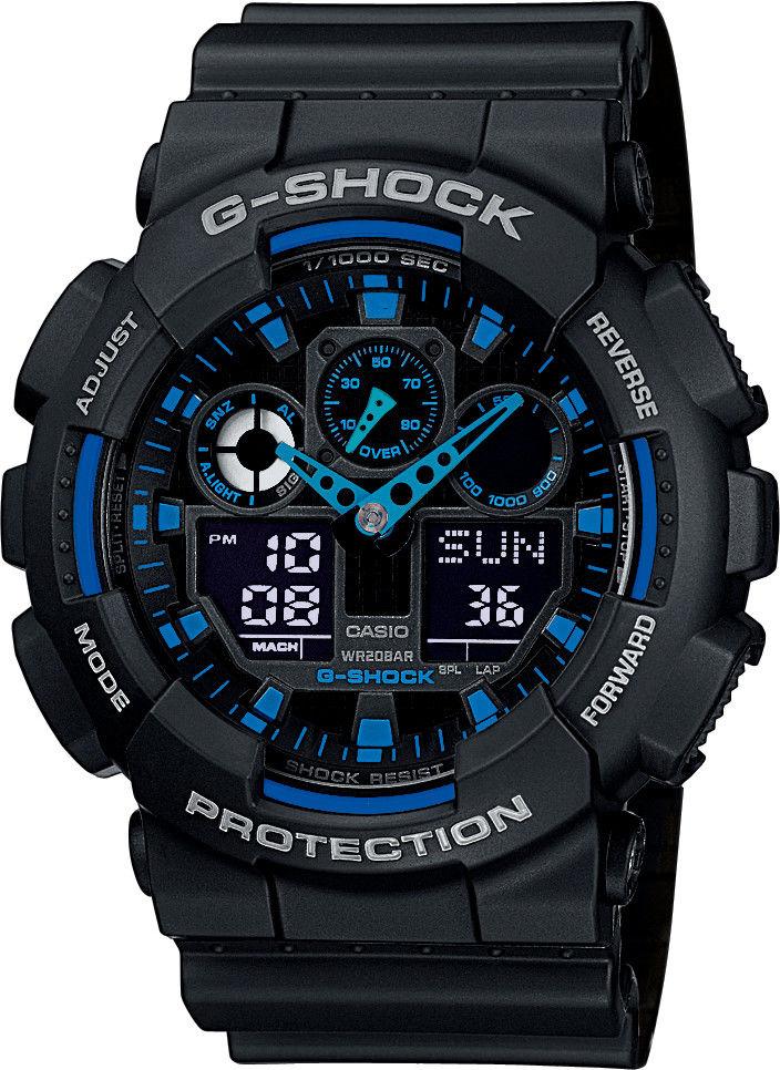 Casio G-Shock Original GA-100-1A2ER  6319c66ec34