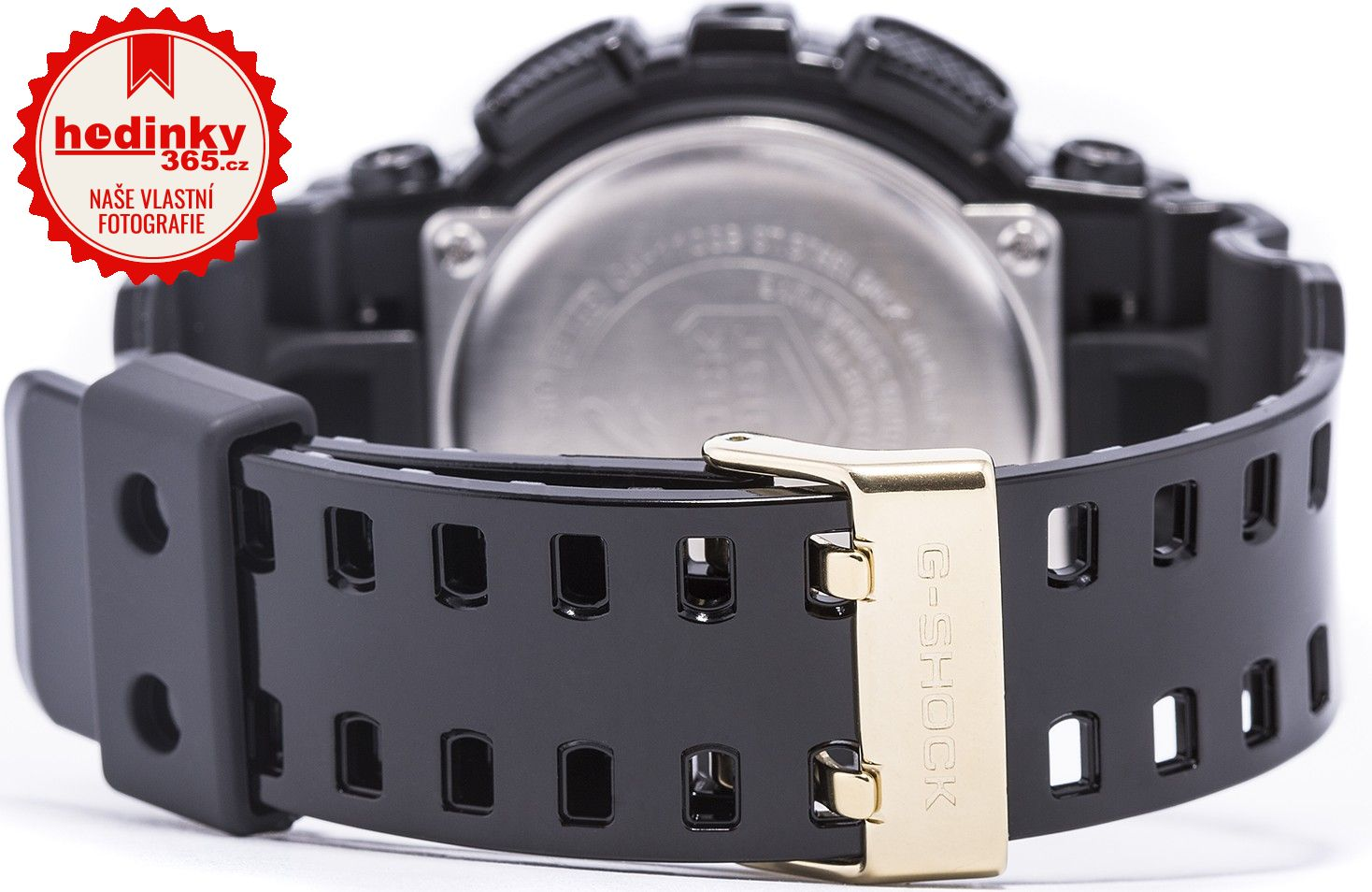 Casio G-Shock Original GA-110GB-1AER Black   Gold Special Edition ... 09493b66155