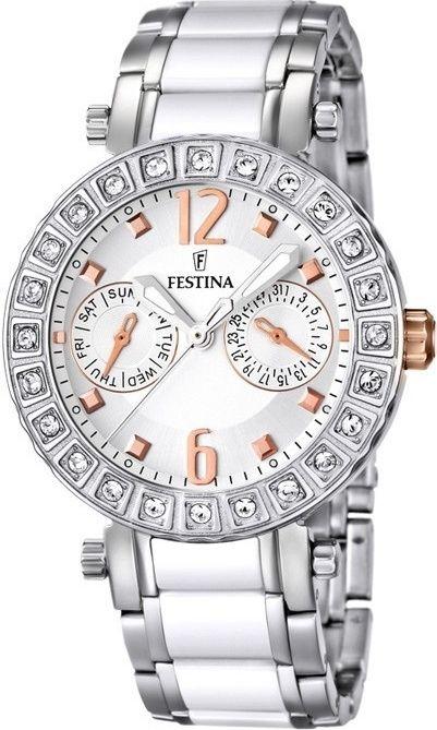 5d2d7c003 Dámske hodinky - keramický remienok, ocel puzdro, minerálne sklíčko. Všetky  technické parametre nájdete nižšie