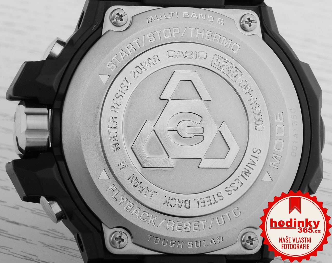 Casio G-Shock Gravitymaster GW-A1000D-1AER  82f03500dc